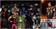 Suit Up And Meet 13 Real Life Superheroes