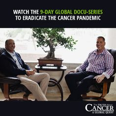 It's coming... are you ready? The global world premier is only days away... The Unbelievable True Story of more than 131 Doctors, Scientists, And Survivors From 27 Countries Who Unite To For One Common Goal…  Watch the global premier trailer here: => https://go.thetruthaboutcancer.com/?a_aid=56003a451662b&utm_content=buffer207f7&utm_medium=social&utm_source=pinterest.com&utm_campaign=buffer