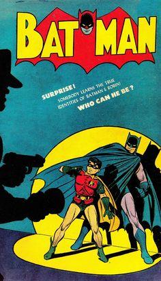 Batman #16 (April 1943) - Jerry Robinson