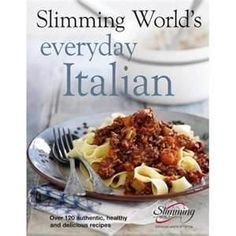 Buy Slimming World's Everyday Italian: Over 120 fresh, healthy and delicious recipes By Slimming World, in Very Good condition. Our cheap used books come with free delivery in the UK. Paleo Before And After, Before And After Weightloss, Slimming World Speed Food, Slimming World Recipes, Healthy Italian Recipes, Paleo Recipes, Delicious Recipes, Everyday Italian, Speed Foods