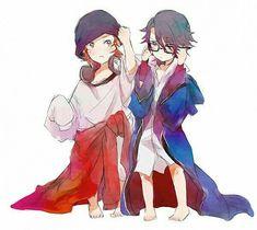 Image de anime, k project, and misaki Manga Anime, Fanarts Anime, Manga Girl, K Project, Anime People, Anime Guys, Missing Kings, Mabuchi Kou, Genesis Evangelion