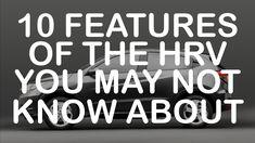 Honda 2016 HRV Features