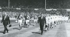 Mick Clark leading Leeds out at Wembley in Leeds Rhinos, Dolores Park, Sport, Concert, Deporte, Sports, Concerts