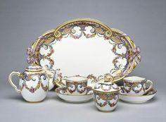 Porcelaine de Sèvres - 1765-1773 - The Getty Museum,  Los Angeles