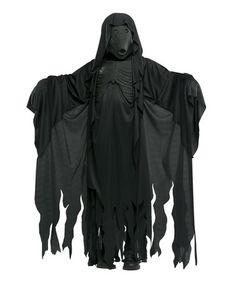 Look at this #zulilyfind! Dementor Dress-Up Set - Kids #zulilyfinds // Well, that's terrifying.
