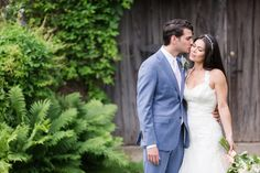 Bride & Groom First Look Photo at Blue Hill Stone Barns Wedding by Jessica Haley
