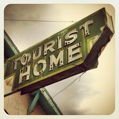 Where Basque sheepherders lived in Flagstaff #typevstime Instagram photos | Webstagram - the best Instagram viewer Vintage Signs For Sale, Vintage Metal Signs, Cool Neon Signs, Outdoor Signage, Hand Drawn Type, Custom Metal Signs, Garage Art, Old Signs, Advertising Signs