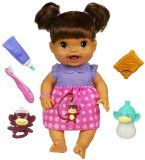 Baby Alive Baby's New Teeth - Brunette (Styles May Vary) - http://www.tutorfrog.com/baby-alive-babys-new-teeth-brunette-styles-may-vary/  #Toys #Coolproducts #Bestsellers