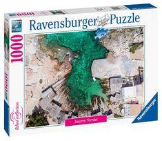 Puzzle Ravensburger 1000 Pezzi Calo' De Sant Agusti' Talent Collection World Puzzle, Family Night, Ravensburger Puzzle, Stunning View, Fantasy World, Amazing Nature, Puzzles, Travel Destinations, Cosy