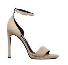 Sandales Saint Laurent
