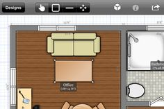 House Design is an intuitive interior design app that lets you build the house you've always wanted, right on your iPad. Great Apps, App Design, Architects, Ipad, House Design, Interior Design, Building, Nest Design, Home Interior Design
