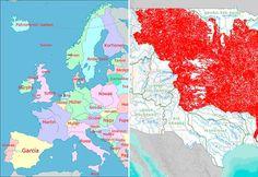 """A compilação veio do Reddit e rapidamente se espalhou como """"Mapas que não ensinam na escola"""". O motivo? A lista contém uma série de mapas infográficos com várias curiosidades ou mesmo fatos importantes espalhados por esse enorme mundo. Para os amantes de geografia e não só. Tem mapas pra todos os gostos: para quem ama história (como o """"Mapa dos únicos países que não foram invadidos pela Grã-Bretanha), para quem prefere a geografia (tipo o """"Mapa de todos os países feito com suas bandeiras"""")…"""