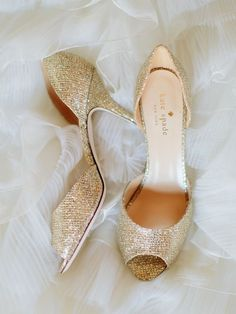 96fb23f30a92 15 Sparkly Wedding Shoes to Make Your Bridal Look Pop