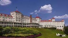 Mount Washington Hotel.