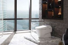 10 Best Smart Toilets You Probably Didn't Know Existed!