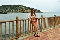 #Short #Louboutime #Damascooro #Fashion #Catwalk #Moda #Vergalian