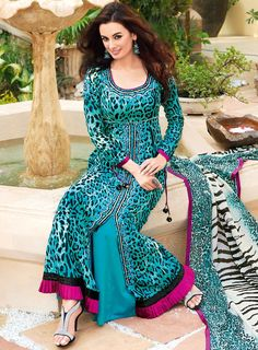 The Stylish Gul Ahmed Lawn Prints 2012