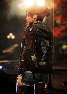 inFamous: First Light + Photo Mode Infamous First Light, Infamous Second Son, Infamous Video Game, Delsin Rowe, The Brave One, Ps4 Exclusives, V Games, Video Game Art, Fandoms