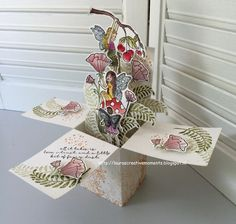 Fairy Celebration, Stampin' Up! - card-in-a-box