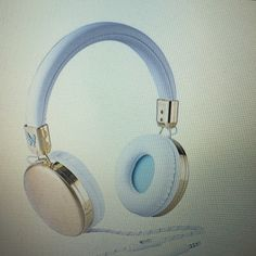 Cinderella Fashion Over the Ear Headphone i The skids Cinderella Headphones have in line microphone that allows for easy hands free use. Like new , not in original box Cinderella Other