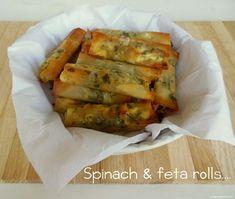 Makkelijk recept voor spinazie & feta rolletjes, de perfecte snack!. Bezoek foodblog Eten Volgens Mij voor makkelijke recepten, bijzondere adresjes en meer culinaire inspiratie & foodie fun!