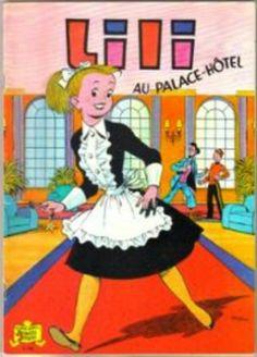 Lili N°15 - L'espiègle Lili au palace hôtel