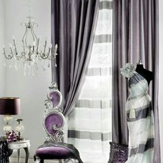 Awesome curtains for rooms.
