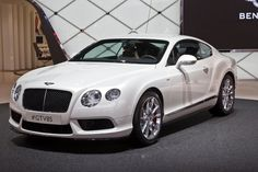 Bentley Continental GT V8 S For Your Comfortable Trip Over The Weekend