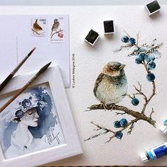 Участвую в конкурсе #птица_на_конкурс от организаторов @etudesite.ru @fabercastellglobal @art_pavlova @n_a_l_i_v_k_a #watercolor #graphic #illustration #art #ink #inspiration #art_we_inspire #waterblog #drawing #painting #dailyart #dailysketch #artprint #artgallery #artoftheday #sketch #акварель #иллюстрация #рисунок #графика #artsketch #art_4_shoutout #artwork #art_share #art_spotlight #artofinstagram