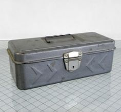 Metal Tackle box!