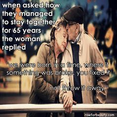 When asked, how they managed to stay together... #meoneday