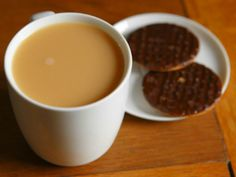 tea and buscuits