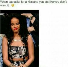 #ALLME #CTFU #CTR #RIHANNA I SEE YOU. #F6T #IKSAF GUR STOP PLAYIN GIMME THAT. #RNS #RT #SMHM AT YOUR TRIPPIN ASS 6UT SMILIN TOO