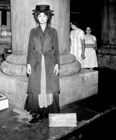 Audrey Hepburn as Eliza Doolittle from My Fair Lady