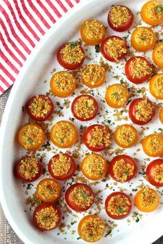 Crispy Tomato Popper