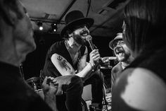 Langhorne Slim and the Law at WOW Hall in Eugene, Oregon 10-12-13 The Hottest Live Photos of 2013 via Rolling Stone