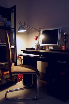 Hi, my name is Ira from Greece. This is my little corner.    http://www.workstationsetups.com/pc/my-corner/