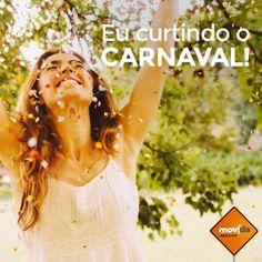 Toda segunda poderia ser feriado! :P  Aproveite a folia e caia na estrada com a #MovidaRentACar!