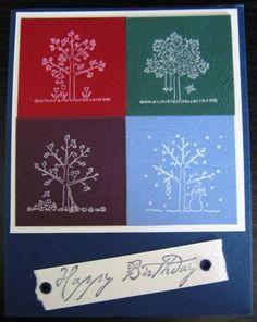Splitcoaststampers FOOGallery - birthday tree