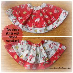Circle Skirts with elastic band Circle Skirts, Boho Shorts, Band, Kids, Women, Fashion, Young Children, Moda, Sash