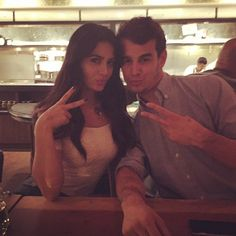"""""""cassieclare1: The importance of being Sizzy arosende emeraudetoubia"""" #dinner"""