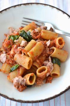 La Cuisine c'est simple: Simple comme des pâtes au thon