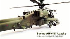 Revell Apache AH-64D Longbow 1/48 Scale