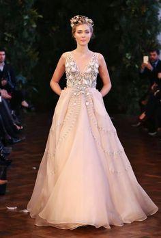 Javier Saiach Spring 2016, Haute Couture.