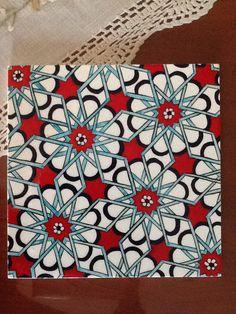 Arabic Calligraphy Tattoo, Caligraphy, Islamic Art Pattern, Pattern Art, Tile Art, Mosaic Tiles, Square Patterns, Artemis, Baby Knitting Patterns