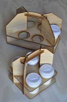 Our customer, princeandlion.com, created this coffee carrier. Check out our website to learn some of our laser possibilities.