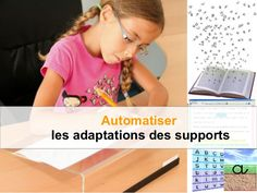 Adapter les supports partie 2