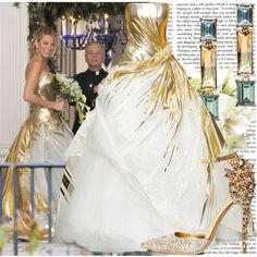Serena Van Der Woodsens Blake Lively Wedding Dress Just Became My