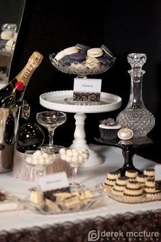 Party Inspirations: The Great Gatsby Table