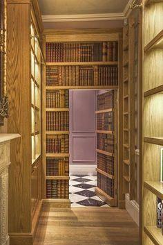 I want a secret passage so bad.